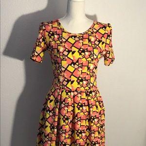 LuLaRoe dress-M